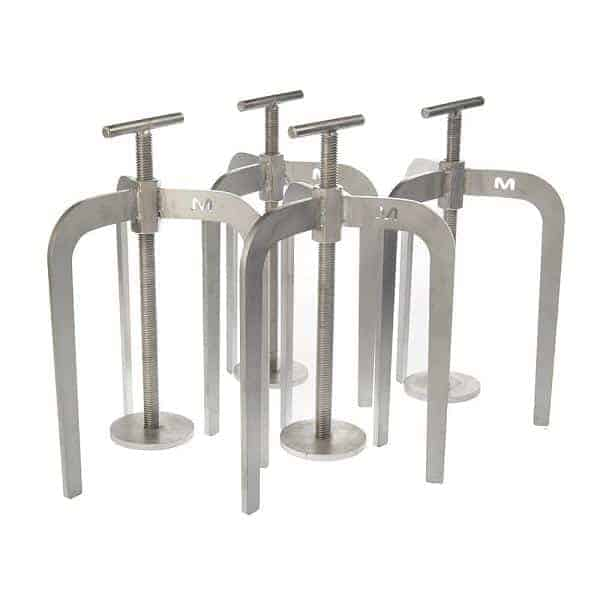 20x Stainless Steel Screed tripods