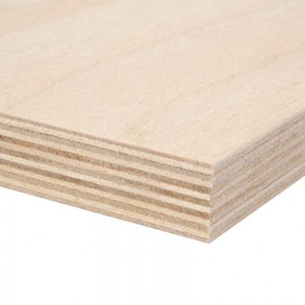 Hardwood External Grade Plywood B/BB
